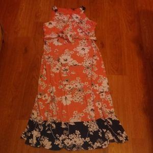Like New LANE BRYANT Maxi Dress Sz 16